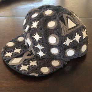 KTZ Cap Me towelling cap Grey/black